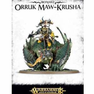 Orruk Maw-krusha