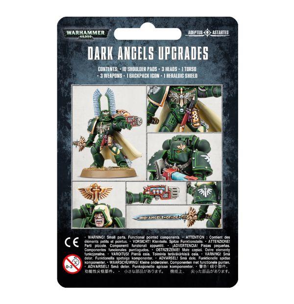 Dark Angels Upgrade Pack
