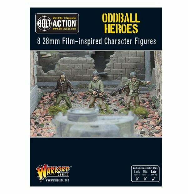 Oddball Heroes