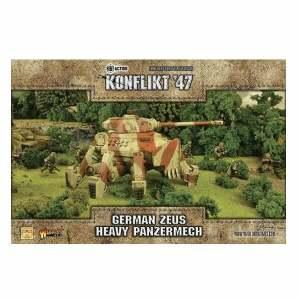 German Zeus Heavy Panzermech