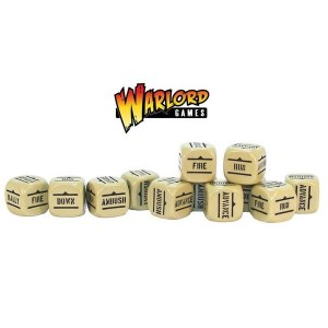 Sand Order Dice pack