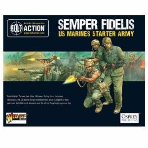Semper Fidelis US Marines Starter Army