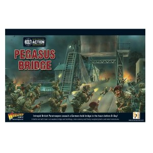 Pegasus Bridge battle set
