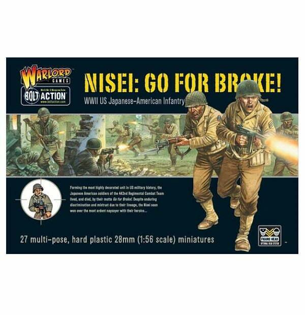 Go for Broke! Nisei Infantry