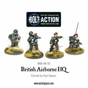 British Airborne HQ