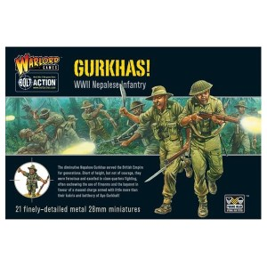 Gurkhas boxed set