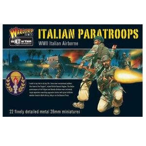 Italian Paratroops Boxed Set