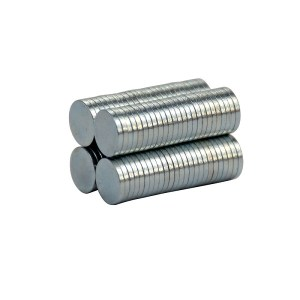 8mm x 1mm Rare Earth Magnet