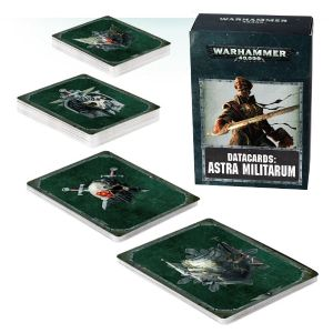 Astra Militarum Data Cards