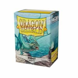 Dragon Shield Sleeves Matte Mint 100