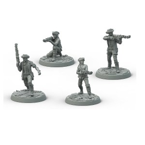 Fallout: Wasteland Warfare- Survivors: Minutemen Posse