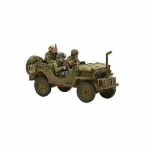 US Airborne Jeep (1944-45)