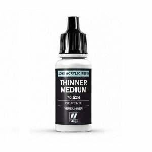 Val524 Thinner Medium