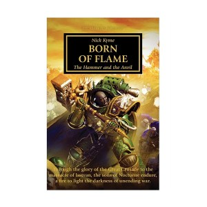 Horus Heresy: Born of Flame (HB)