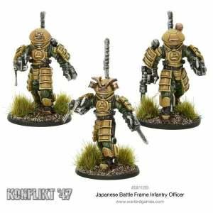 Japanese Battle-Frame Infantry Officer