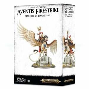 Aventis Firestrike: Magister of Hammerhal