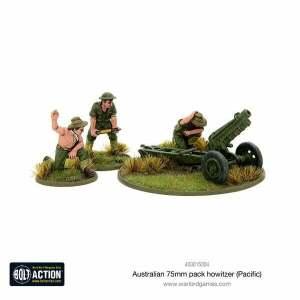 Australian 75mm pack howitzer (Pacific)
