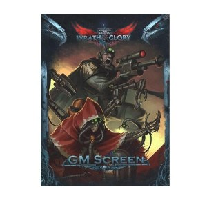 Wrath & Glory: GM Screen