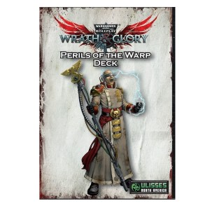 Wrath & Glory: Perils of the Warp Deck (55-Card Deck)