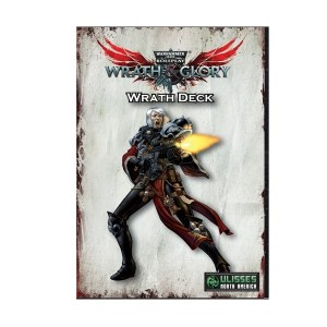 Wrath & Glory: Wrath Deck (55 Card Deck)