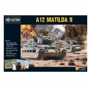 A12 Matilda II infantry tank