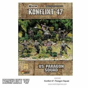 Konflikt 47: Paragon Squad