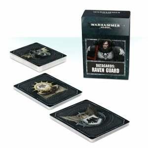 Raven Guard Datacards