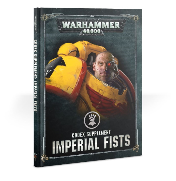 Imperial Fists Codex Supplement