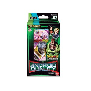 Dragon Ball Super Card Game Expert Deck: Android Duality
