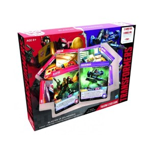 Transformers Trading Card Game: Blaster vs Soundwave Starter Set
