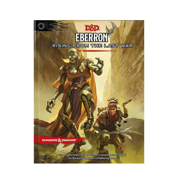 Dungeons & Dragons: Eberron: Rising from the Last War