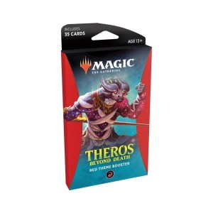 Magic the Gathering: Theros Beyond Death Red Theme Booster