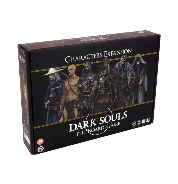 Dark Souls™ - The Board Game Characters Expansion