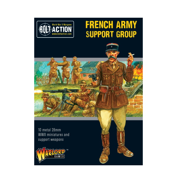 French Army support group