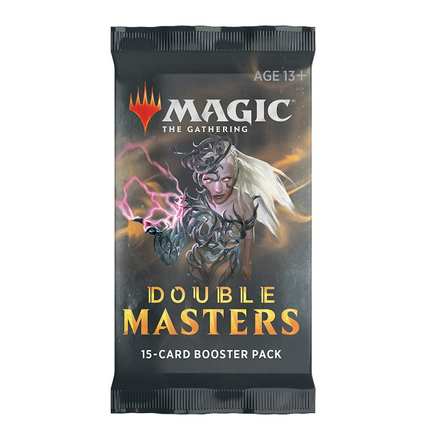 Magic the Gathering: Double Masters Draft Booster