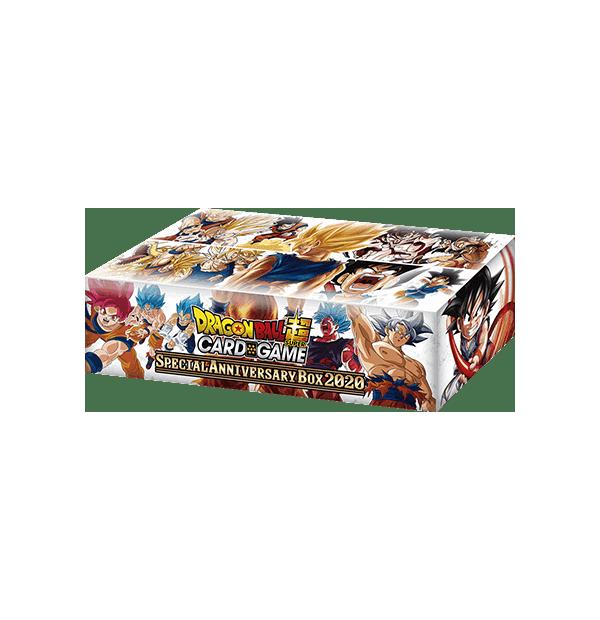 Dragon Ball Super Card Game: Special Anniversary 2020