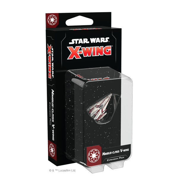 Nimbus-class V-Wing Expansion Pack