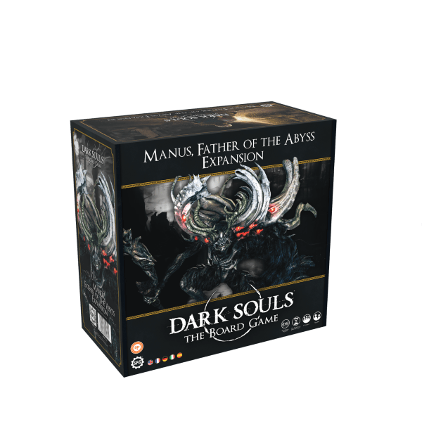 Dark Souls™ – The Board Game Manus, Father Of The Abyss Expansion