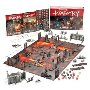 Warcry: Catacombs