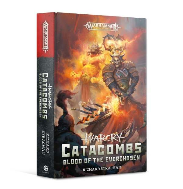 Warcry Catacombs: Blood of the Everchosen