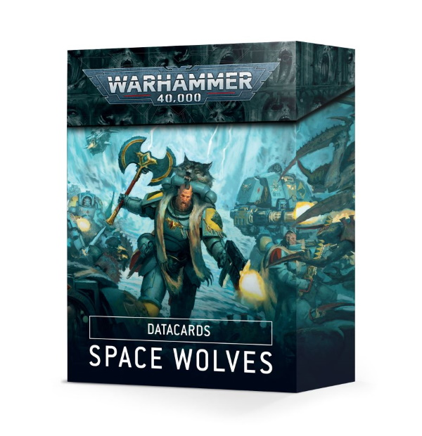 Space Wolves Datacards