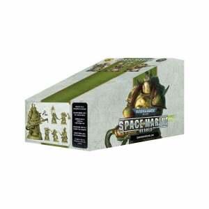 Space Marine Heroes Series 3 Sealed Box (6 Packs)
