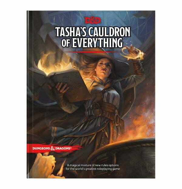 Dungeons & Dragons: Tasha´s Cauldron of Everything