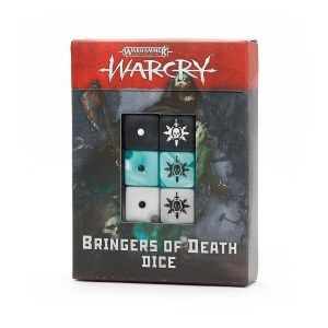 Warcry: Bringers of Death Dice Set