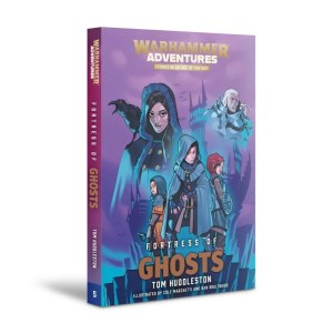 Fortress of Ghosts: Book 5 (SB)