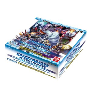 Digimon Trading Card Game: Special Booster Box Ver.1.0