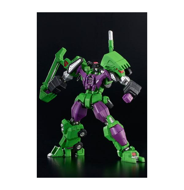 Transformers Furai Model Kit Devastator 18 cm