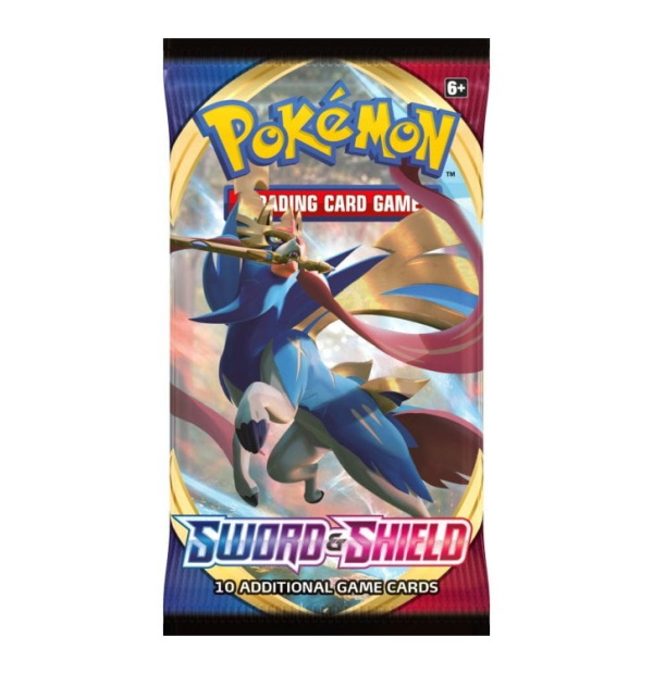 Pokémon Trading Card Game: Sword and Shield Booster