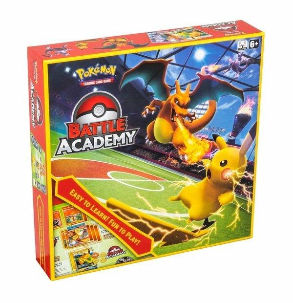 Pokémon Trading Card Game: Battle Academy