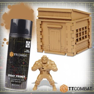 Venetian Tan Spray Primer